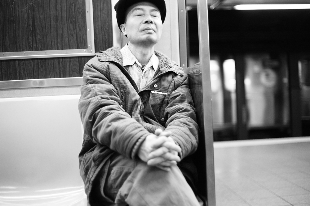 NYC Subway Impressions (3/5)