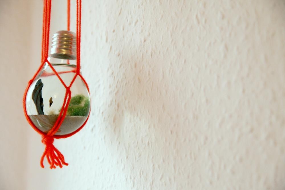 Light Bulb Aquarium (1/6)