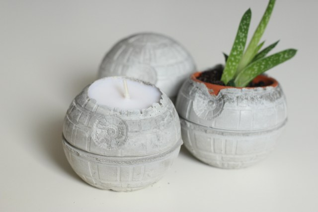 Concrete Death Stars