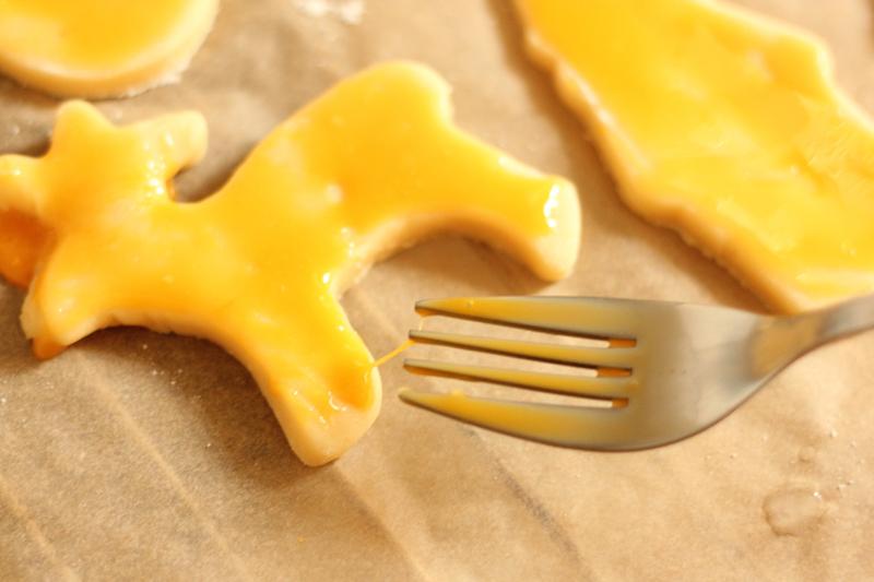 Butter Cookies (Mailänder)